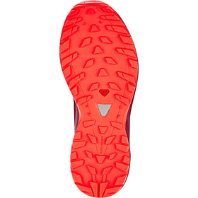 Salomon XA Elevate Chaussures Femme, cerise./beet red/fiery coral